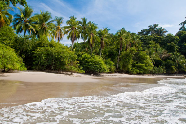 Tropical Beaches in Costa Rica